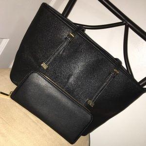 ALDO Tote bag with wallet set